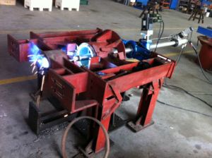 Bore Welder for on-Site Service pictures & photos