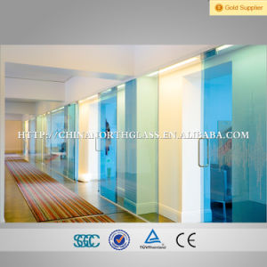 High Efficient Shower Tempered Glass pictures & photos