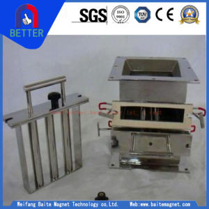 China Manufacturer Grill -Drawer Type Magnetic Separator for Ceramics/Nonmetal/Glass/Chemical Industry pictures & photos