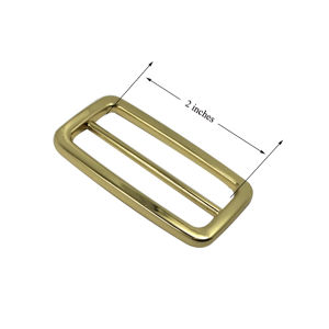 2 Inches Bags Accessories Manufacturer Metal Bags Buckles pictures & photos