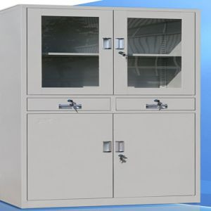 4-Door 2-Drawer Metal Filing Drawer Cabinet Office Furniture pictures & photos
