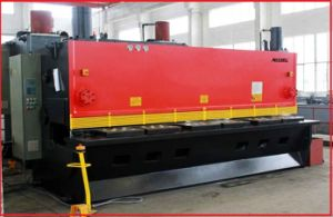 Hydraulic Guillotine Shear, CNC Guillotine Shear pictures & photos
