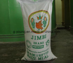 Wpp (wovon polypropylene) Wheat Flour Packaging Bag 50kg pictures & photos