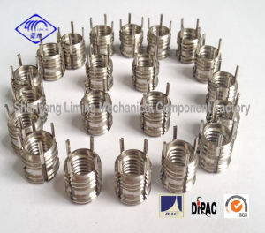 M8~M12 Key-Locking Thread Insert Fasteners with Mj Locking Thread