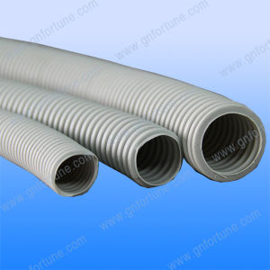 PP Grey Flexible Conduit Pipe pictures & photos