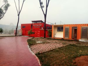 Simple Decorated Modular Portable Standard Container House (Container Cabinet) pictures & photos