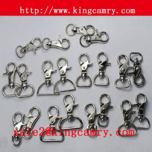 Zinc Alloy Swivel Eye Snap Hook Swivel Hook Spring Hook pictures & photos