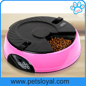 Manufacturer Dog Product Automatic Pet Dog Bowl Food Feeder pictures & photos