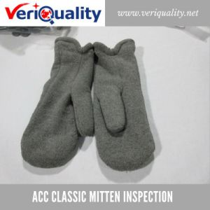 Acc Classic Mitten Quality Control Inspection Service at Dezhou, Shandong pictures & photos
