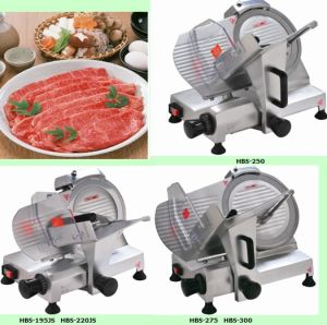Semi-Automatic Meat Slicer pictures & photos