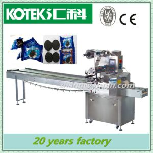 Automatic Charcoal Briquette Package Machine Packaging Line pictures & photos