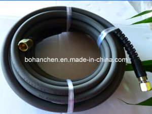 PVC Cold Resisted Twined Spray Hose (BH-6000) pictures & photos