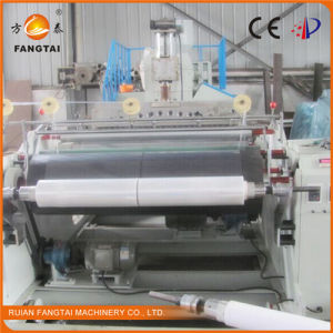 1000mm Double Layer Stretch Film Making Machine (auto cutter) pictures & photos