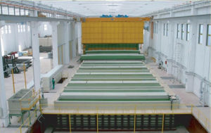Continuous Automatic Electroplating Equipment Andhot DIP Galvanizing Line pictures & photos