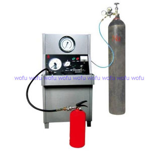 Nitrogen Filling Machine and Integrated Extinguisher Pressure Calibrator pictures & photos