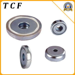 High Quality Magnet Assembly/ Pot Magnet with SGS Certificate