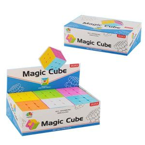 High Grade ABS Education Toy 3 Layer 5.7cm Magic Cube (10220474) pictures & photos