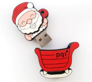 Santa Claus USB Key USB Memory Sticks Christmas Gift (DG-SZ015)