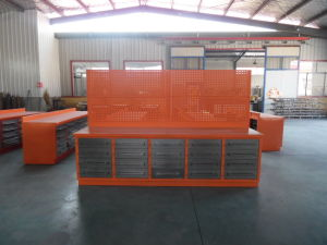 Hot Sales Quality Garage Tool Cabinet Work Bench pictures & photos