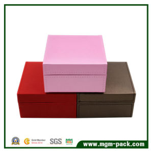 Newest Design Plastic Jewelry Storage Box pictures & photos