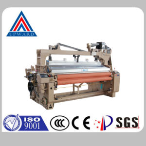 China Upward Brand 190cm Cam Shedding Water Jet Loom Weaving Machine pictures & photos