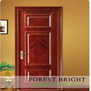 Trade Assurance Interior Door Modern Wood Door pictures & photos