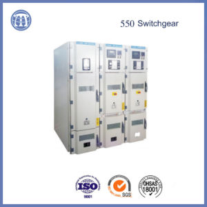 550 Modularized Omni-Sealed Solid Insulation Metal-Clad Switchgear