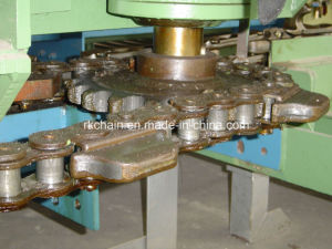 Dog Caterpillar Conveyor Chain for Transmission System pictures & photos