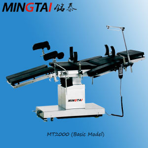 Multi-Functional Electric Surgical Operation Table pictures & photos
