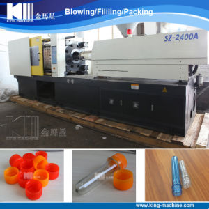 Injection Molding Machine for Preforms, Caps, Bottles pictures & photos