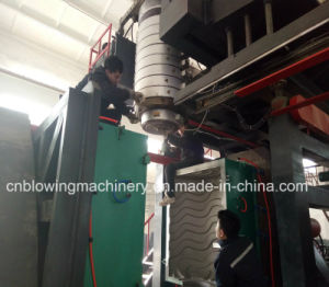Vertical Storage Water Tank Blow Molding Machine From China