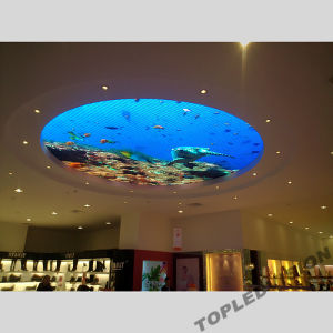 Indoor LED Screen (TLV-NTP-RGB-7.625) pictures & photos