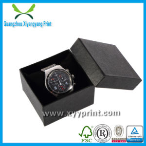 Custom Print Paper & Wooden Box Watch for Packaging pictures & photos