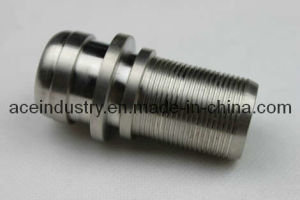 CNC Machined Part Stainless Steel Fitting pictures & photos