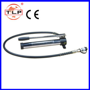 Portable Lightweight Hydraulic Hand Pump pictures & photos