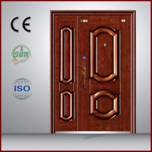 High Quality Iron Door with Sun Proof pictures & photos