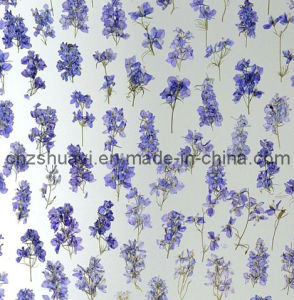 Resin Panel with Purple Delphinium pictures & photos