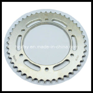 YAMAHA Zinc Plated Motor Sprocket pictures & photos
