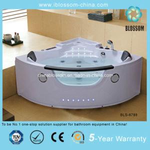 Portable Jet Corner Whirlpool Massage Bathtub (BLS-8788) pictures & photos