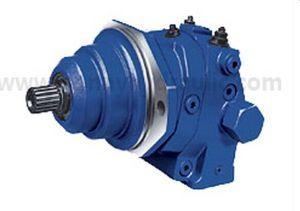China Bent Axis A6v High Speed Hydraulic Motor China
