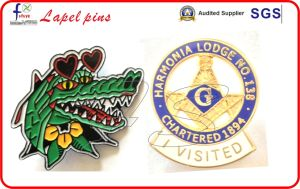 Custom High Quality Lapel Pins pictures & photos