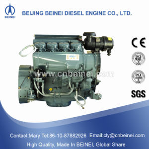 Air Cooled 4-Stroke Diesel Engine F4l913 for Generator pictures & photos