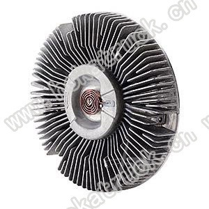 Sinotruk HOWO Truck Engine Parts Fan Silicon Clutch (VG1500060400) pictures & photos