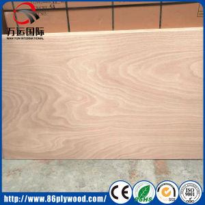18mm Natural Ash Veneer Laminate Plywood Sheet for Furniture pictures & photos