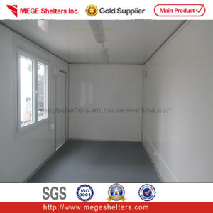 Temporary Container Office with FRP Sandwich Panels