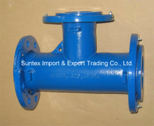 Ductile Iron Pipe Fittings, En545 Loosing Flange pictures & photos
