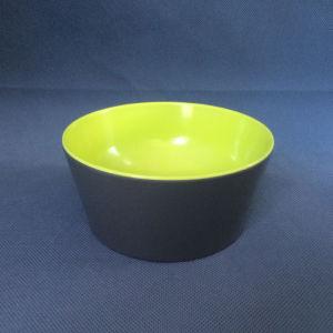 Melamine Bowl, 2tone - 14pm00037