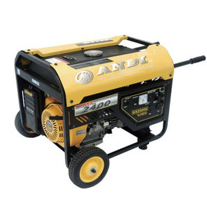 6500W Silent Electric Petrol Generator with Chongqing Engine pictures & photos