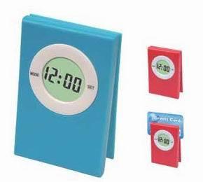 Clip LCD Clock (SLT-50021)