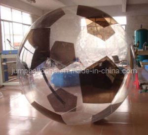 Water Ball in Shape of Football (D1008A) pictures & photos